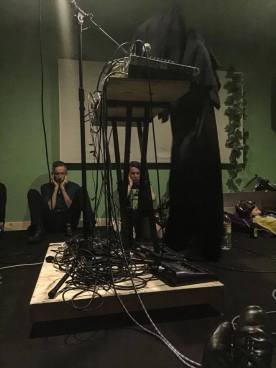 Spasmoslop @ Reptilian Noise Channel 03/12/2016 by Tina Douglas